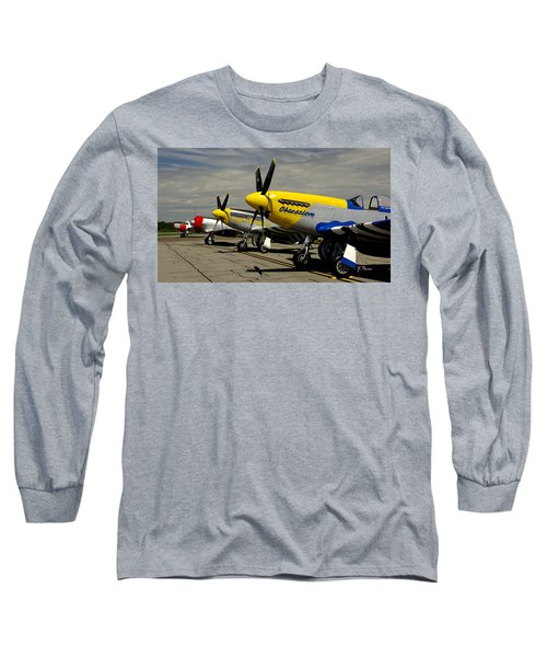 Long Sleeve T-Shirt featuring the photograph Sky The Limit  by James C Thomas