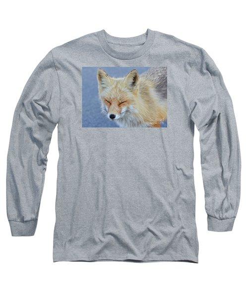 Long Sleeve T-Shirt featuring the photograph Sleep Walking by Sami Martin