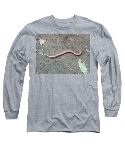 Slow Worm Long Sleeve T-Shirt