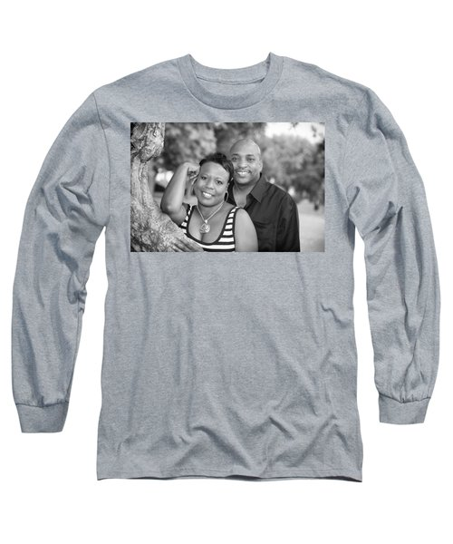 Long Sleeve T-Shirt featuring the photograph Smith Harper 16 by Coby Cooper