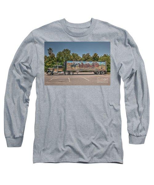 Smokey And The Bandit Long Sleeve T-Shirt