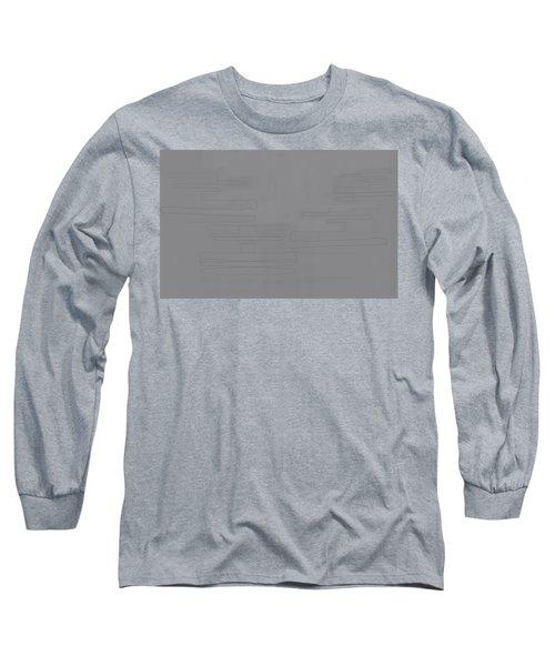 Smoky Cliff Long Sleeve T-Shirt