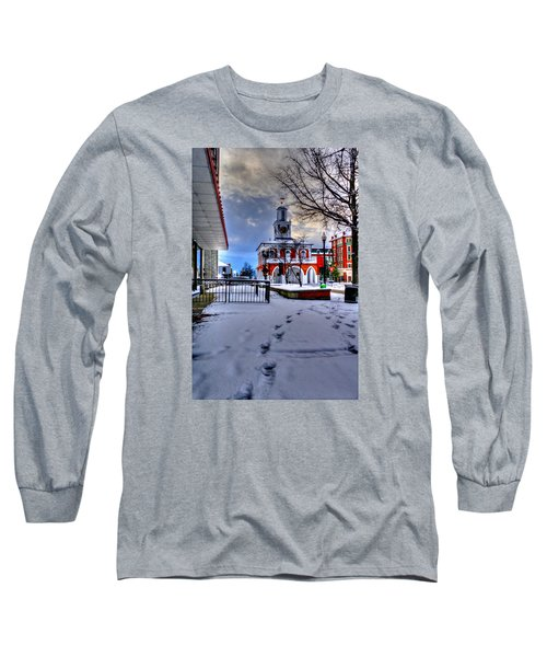 Historic 8 Long Sleeve T-Shirt