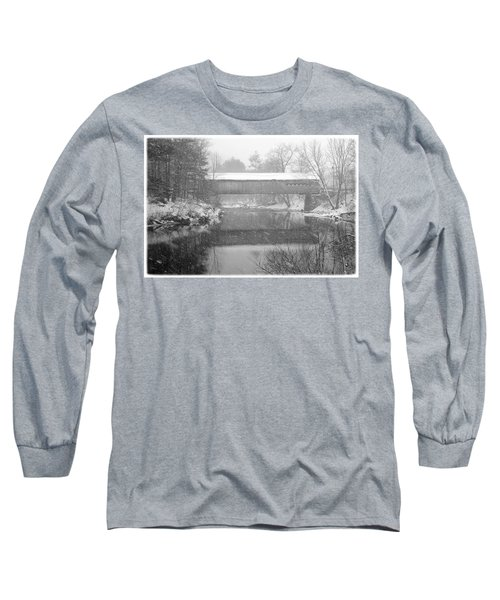 Snowy Crossing Long Sleeve T-Shirt