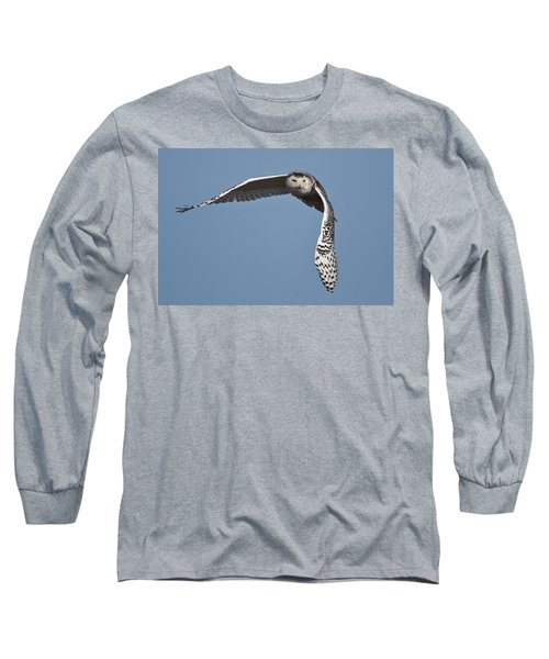 Snowy Long Sleeve T-Shirt by Wes and Dotty Weber