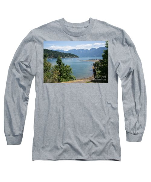 Snug Cove  Long Sleeve T-Shirt