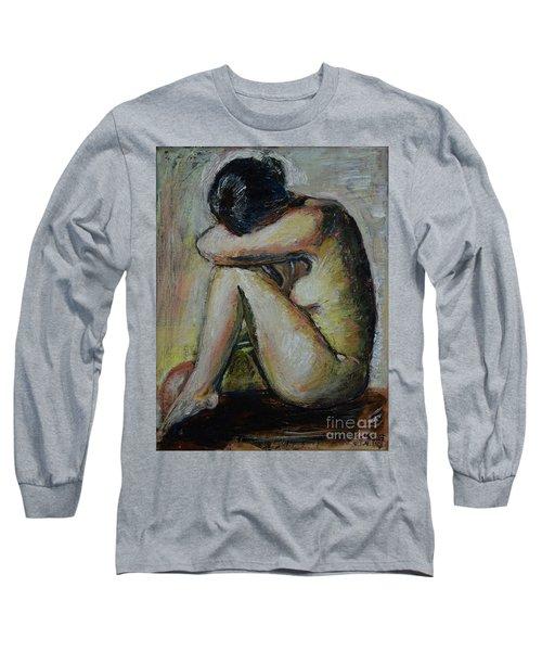 So Tired Long Sleeve T-Shirt