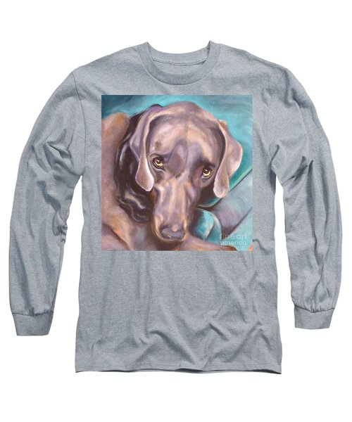 Sofa Serenade  Long Sleeve T-Shirt