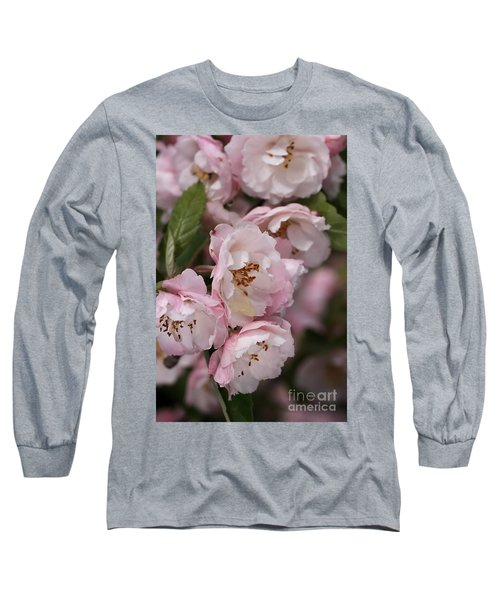 Soft Blossom Long Sleeve T-Shirt