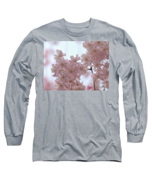 Soft... Long Sleeve T-Shirt by Rachel Mirror