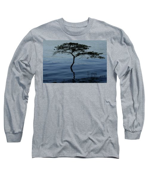 Solitaire Tree Long Sleeve T-Shirt