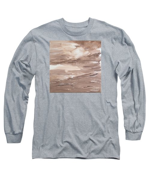 Solitude Long Sleeve T-Shirt by Susan  Dimitrakopoulos