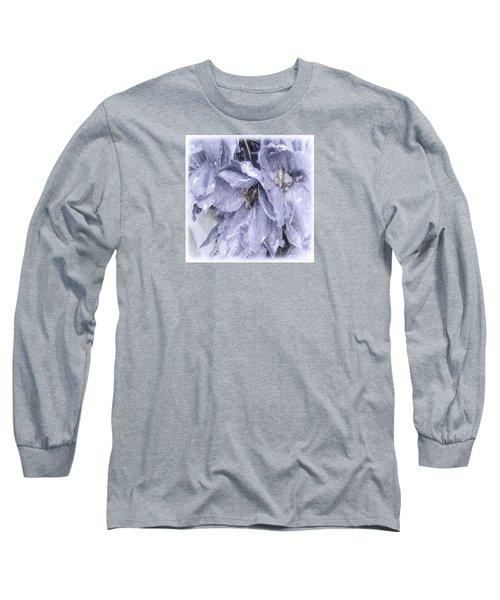 Solomons Proverbs Long Sleeve T-Shirt by Jean OKeeffe Macro Abundance Art