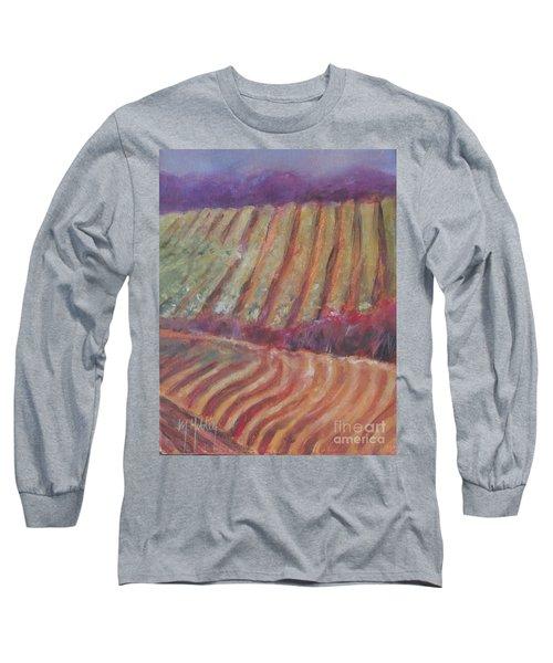 Sonoma Vines Long Sleeve T-Shirt