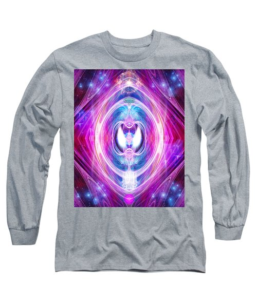 Soul Portrait Long Sleeve T-Shirt