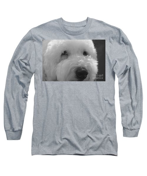 Soulful Eye's Old English Sheep Dog Long Sleeve T-Shirt