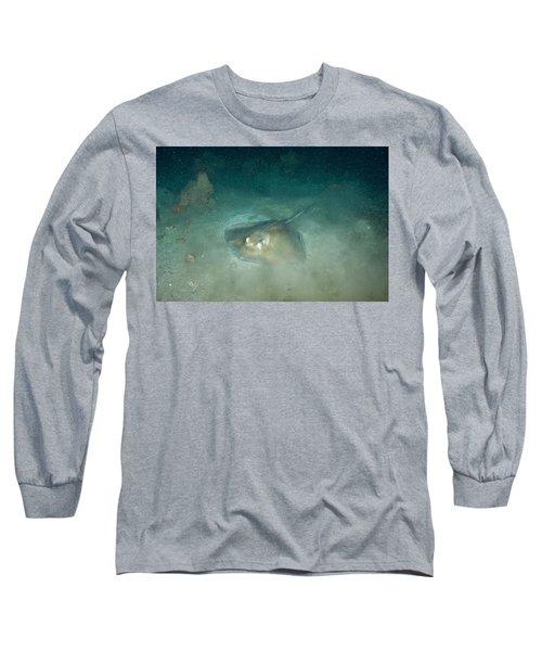 Southern Sting Ray Long Sleeve T-Shirt