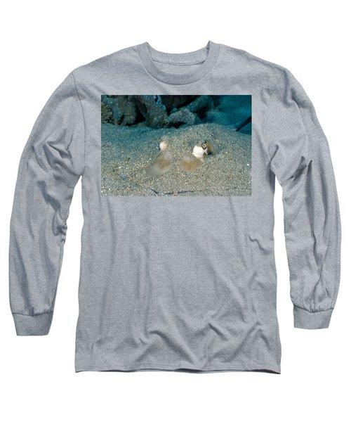 Southern Sting Ray Dasyatis Americana Long Sleeve T-Shirt