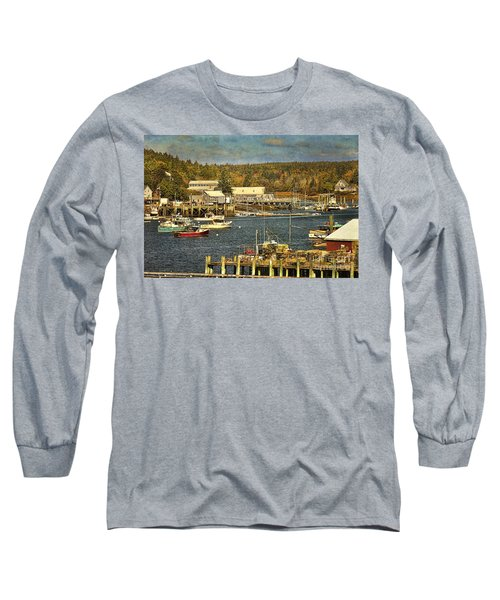 Southwest Harbor Long Sleeve T-Shirt