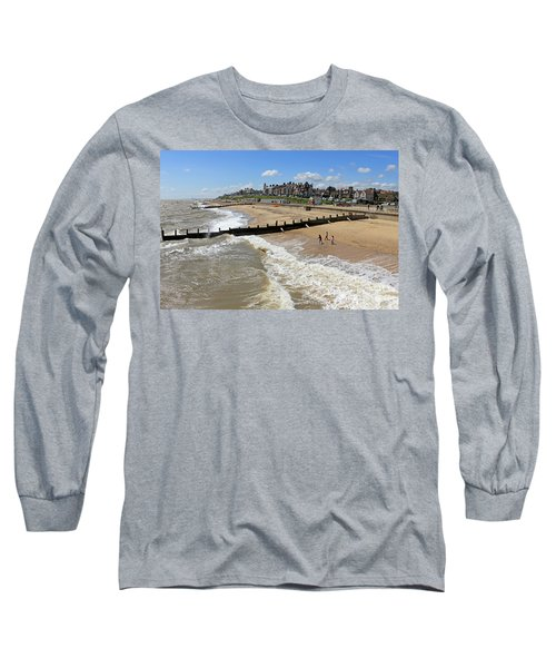 Southwold Beach Long Sleeve T-Shirt