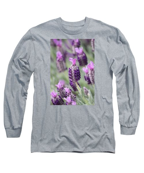 Long Sleeve T-Shirt featuring the photograph Spanish Breeze by Amy Gallagher