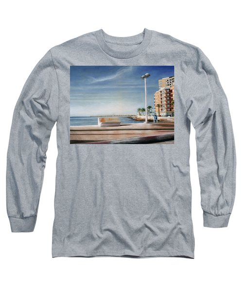 Spanish Coast Long Sleeve T-Shirt