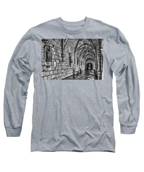 Spanish Monastary Long Sleeve T-Shirt