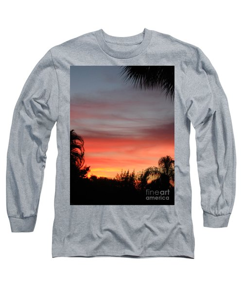 Spectacular Sky View Long Sleeve T-Shirt