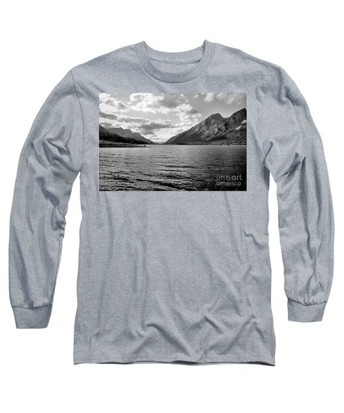Spray Lake Long Sleeve T-Shirt