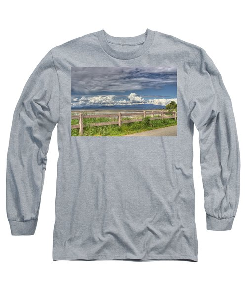 Spring Afternoon Long Sleeve T-Shirt by Randy Hall