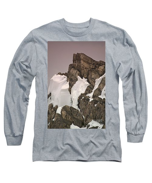 Spring At Beacon Hill Leicestershire Long Sleeve T-Shirt