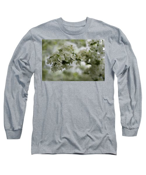 Long Sleeve T-Shirt featuring the photograph Spring Bloosom by Sebastian Musial