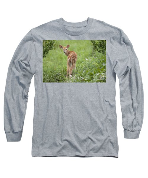 Spring Fawn Long Sleeve T-Shirt