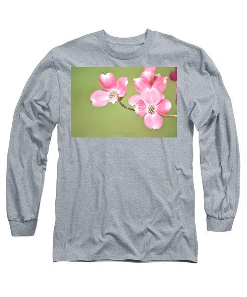 Spring Harbinger Long Sleeve T-Shirt by Sonali Gangane