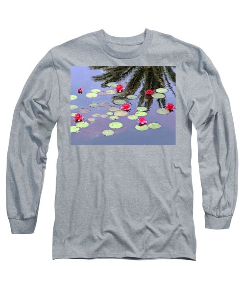 Spring Lilly Long Sleeve T-Shirt