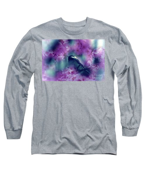Spring Rhapsody Blossoms Long Sleeve T-Shirt