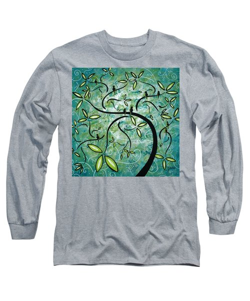 Spring Shine By Madart Long Sleeve T-Shirt