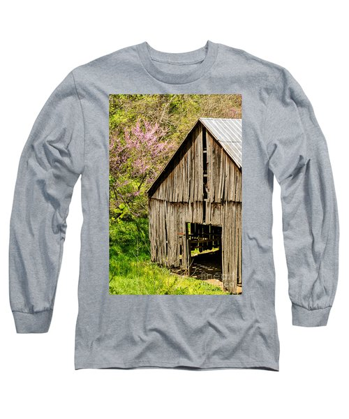 Springtime In Kentucky Long Sleeve T-Shirt