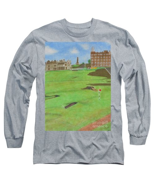 St. Andrews Long Sleeve T-Shirt