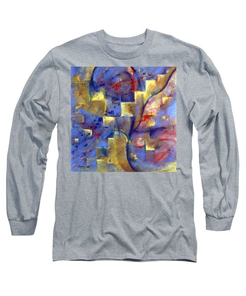 Staircases Long Sleeve T-Shirt