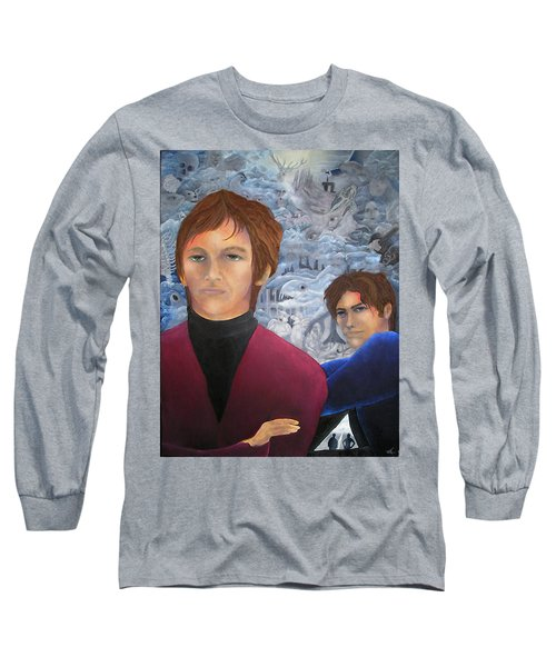 Stan And Larry Rice 1965 Long Sleeve T-Shirt