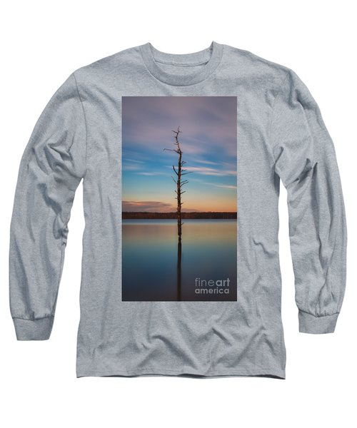 Stand Alone 16x9 Crop Long Sleeve T-Shirt