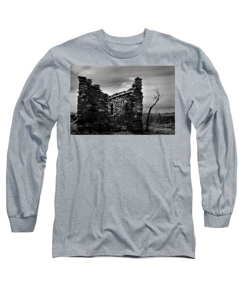 Standing In Silence Long Sleeve T-Shirt