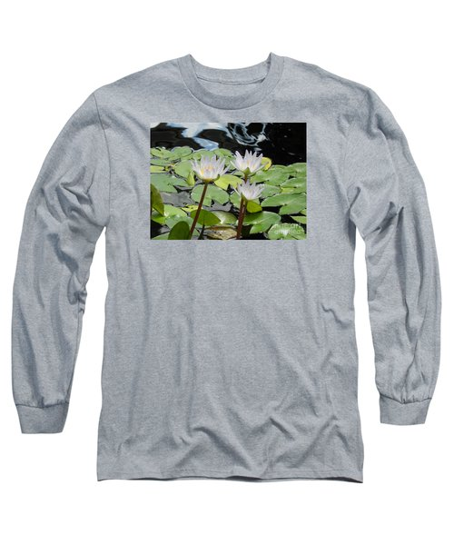 Long Sleeve T-Shirt featuring the photograph Standing Tall by Chrisann Ellis