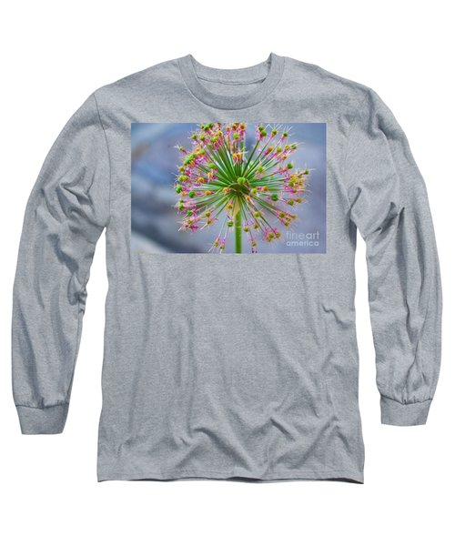 Long Sleeve T-Shirt featuring the photograph Star Burst by John S