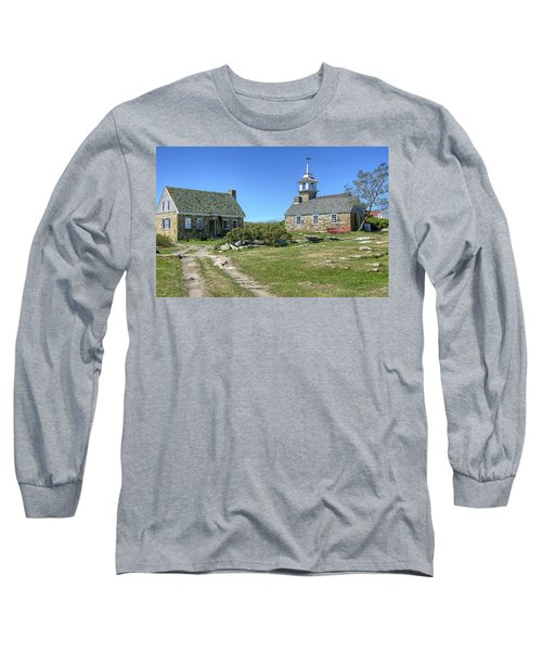 Star Island Village Long Sleeve T-Shirt