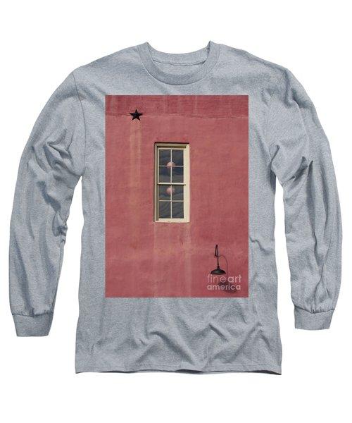 Star-light Window Long Sleeve T-Shirt