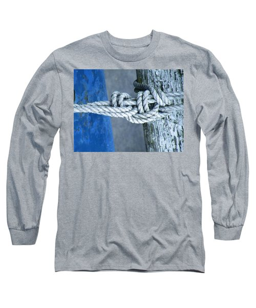 Long Sleeve T-Shirt featuring the photograph Stay by Brian Boyle