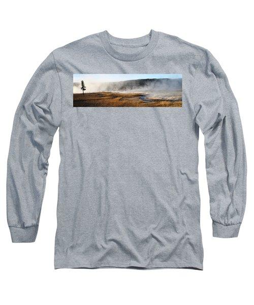 Steam Creek Long Sleeve T-Shirt by David Andersen