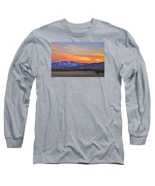 Steamboat Alpenglow Long Sleeve T-Shirt